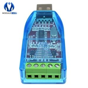 Image 5 - Convertidor Industrial USB A RS485, protección mejorada, convertidor RS485, compatibilidad V2.0, módulo de placa de conector estándar RS 485 A