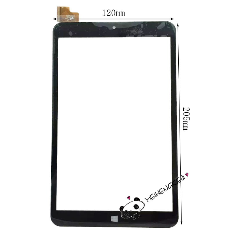 New 8 Tablet PB80JG2030 Touch screen digitizer panel replacement glass Sensor Free Shipping new touch screen i9300 s3 hfc04700068 touch panel digitizer glass sensor replacement free shipping