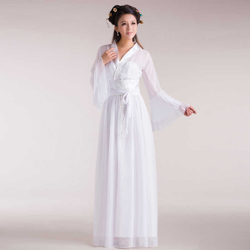 3df7d43d0 traditional Ancient Chinese Costume China Hanfu Women Hanfu Clothes Lady  fairy gorgeous princess costume Stage Dress