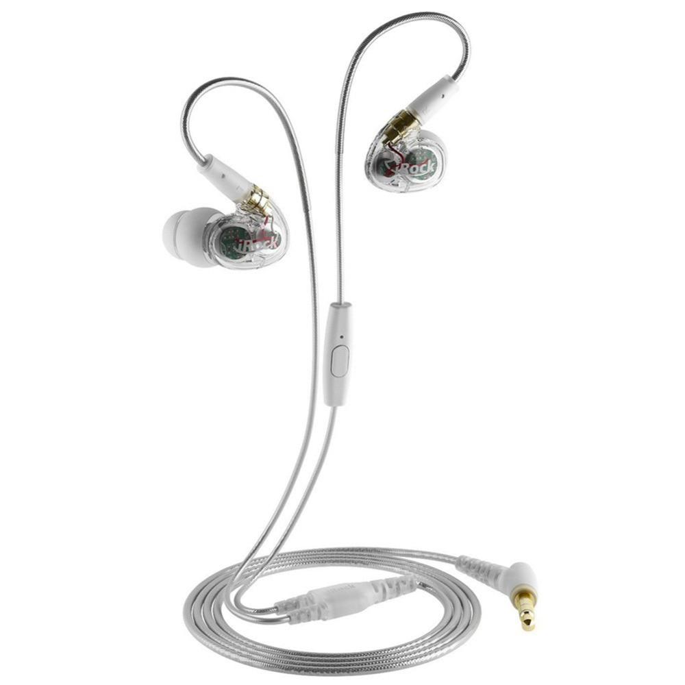 A8 двойной драйвер Наушники Спорт Наушники с микрофоном съемный кабель DJ Studio наушники динамические Кристалл Мониторы гарнитура
