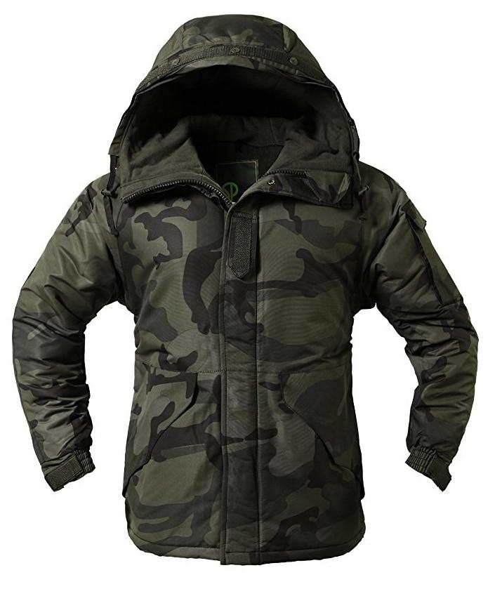 "Фото New Premium ""SouthPlay"" Winter Season Waterproof 10,000mm Ski & Snowboard  Camoflage Warming Wood Military Jackets. Купить в РФ"