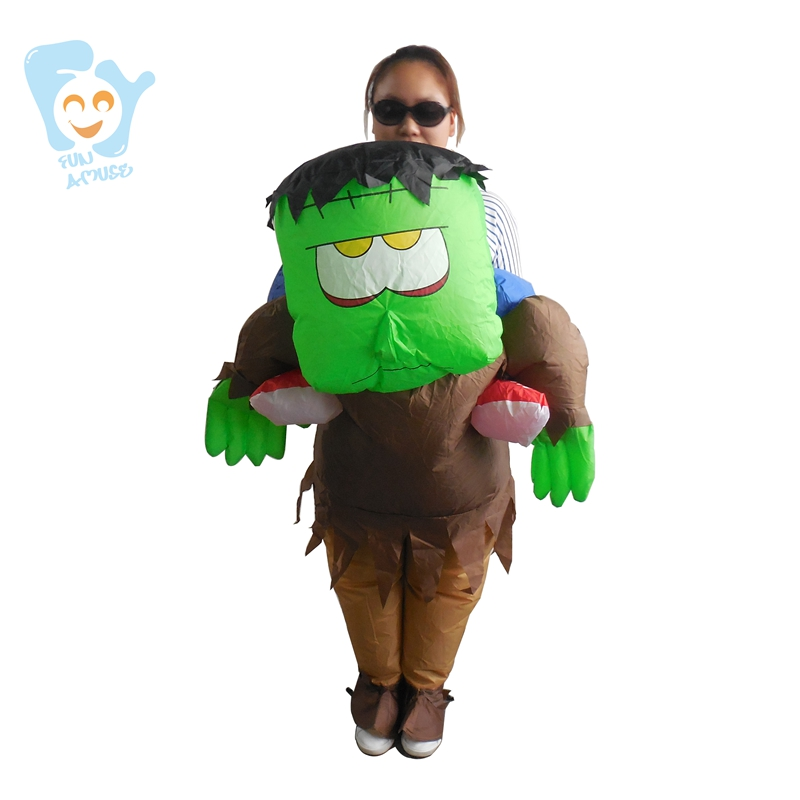 Inflatable Halloween Carry On Frankestein Costume Venice ...