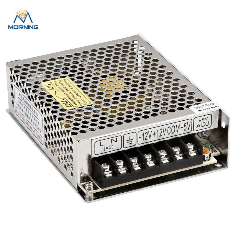 T-30B DC Triple power supply 5v 12v -12v output switching power supply PSU 30W