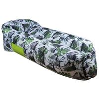 Portable Camping Mat Inflatable Anti leak Air Beds Sleeping Sofa Couch Air Mattress Beach Picnic Park Air Chair Camping Hiking