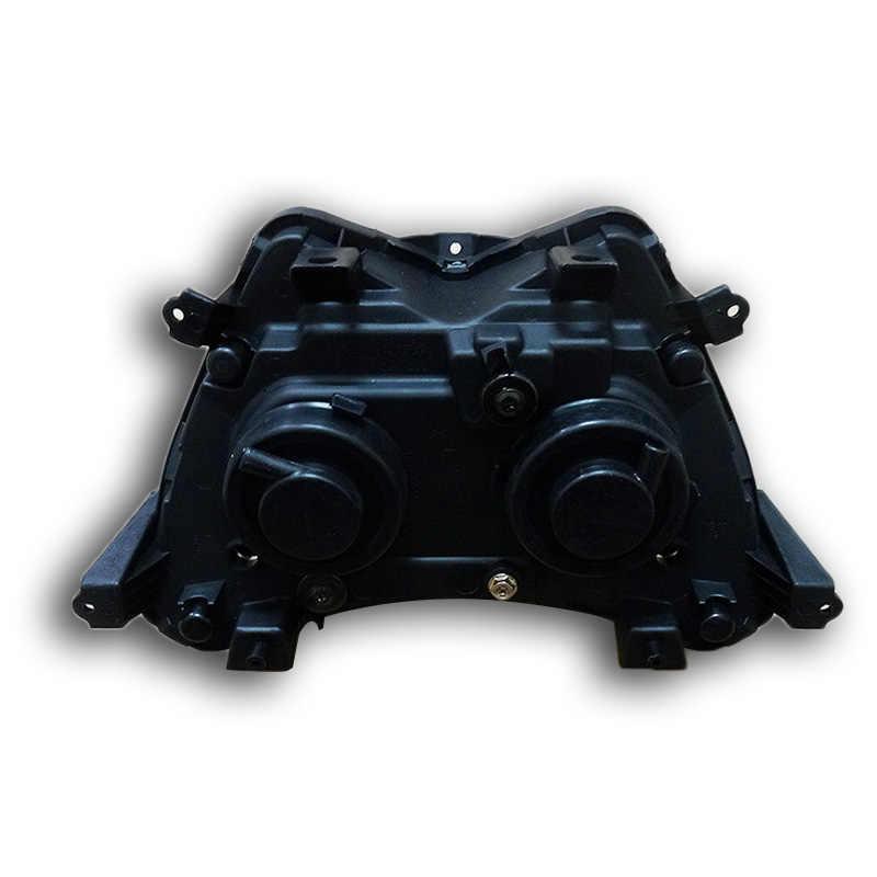 meilleur service ffe86 1c5cc For Kawasaki 2012 ZX800 ZX 800 13-15 Z300 Z250 Motorcycle Front Headlight  Head Light Lamp Headlamp CLEAR 2013 2014 2015