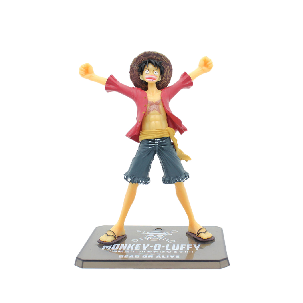Chanycore <font><b>Zero</b></font> Ver opp new world <font><b>Figuarts</b></font> Monkey Luffy 13CM One Piece Two years Anime Action Figures PVC Collection toys image