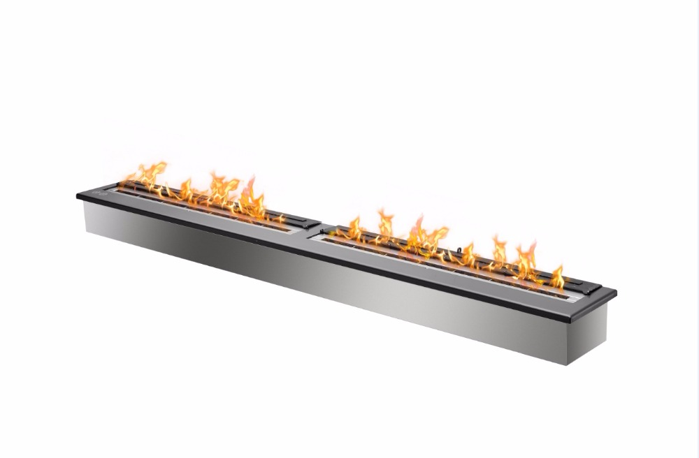 On Sale 62 Inch Decorative Ethanol Fireplace Indoor