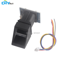 R305 Optical Fingerprint Reader Sensor Module Door Lock Access Control Support Secondary Development USB UART DIYmall цена