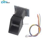 R305 Optische Fingerprint Reader Sensor Modul Türschloss Access Control Unterstützung Sekundäre Entwicklung USB UART DIYmall