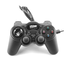 2.0 USB Wired Gamepad Joypad Gamepads USB Gamepad Joystick Shock Game Controller For PC Laptop Computer Good Gift Joystick