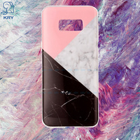 KRY Soft TPU Phone Cases for Samsung galaxy S8 Plus Case Coque Cover For SamSung S8 Plus Case Marble Stone image Painted Cases