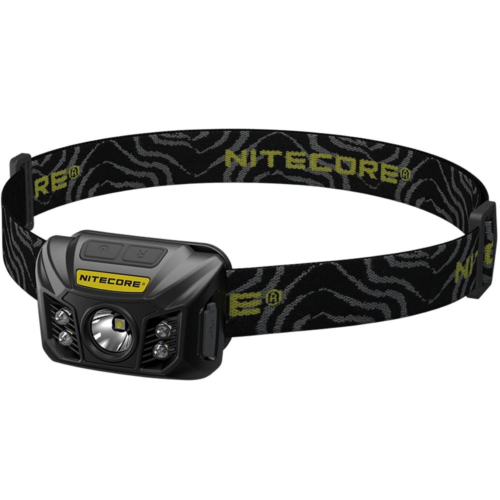 NITECORE NU30 400 lumens CREE XP-G2 S3 LED Headlamp Flashlight For Gear High CRI Model Outdoor Camping Search Light 2017 new fenix tk25ir 1000 lumens cree xp g2 s3 led flashlight