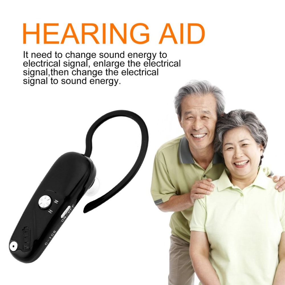 Invisible Hearing Aid Sound Enhancement Ear Hook Digital Sound Amplifier Portable Volume Control Adjustable Tone Hot jecpp c 08 invisible in ear hearing aid sound enhancement digital sound amplifier portable tone adjustable volume control new