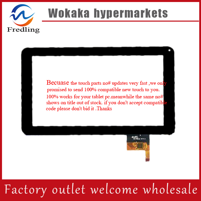 Original new touch screen panel Digitizer Glass Sensor Replacement 9 ENERGY s9  for free shipping