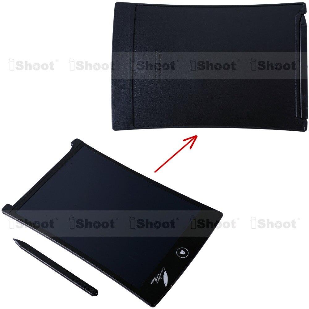 """Taşınabilir 8.5 """"LCD Yazma Not Pad Elektronik Kalem Çizim Grafik Tablet Dijital El Yazısı El Yazısı Kurulu Dizüstü Memo"""
