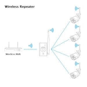 Image 5 - WiFi aralığı genişletici Hiseeu kablosuz güvenlik kamera sistemi kiti
