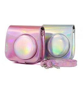 Image 2 - Fujifilm Instax Mini 9 8 Camera Case with 96 Pockets 3 Inch Mini Film Photo Album Book Instant Camera Accessories