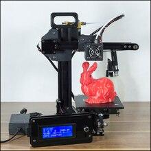 DMS DP2 remoto Portátil ligero kit de impresora 3D de alta calidad metálica de alimentación extrusora estable precisión de impresión