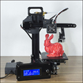 DMS DP2 kit impressora 3D com controle remoto de alta qualidade leve e Portátil alimentação extrusora de metal estável da impressão de precisão