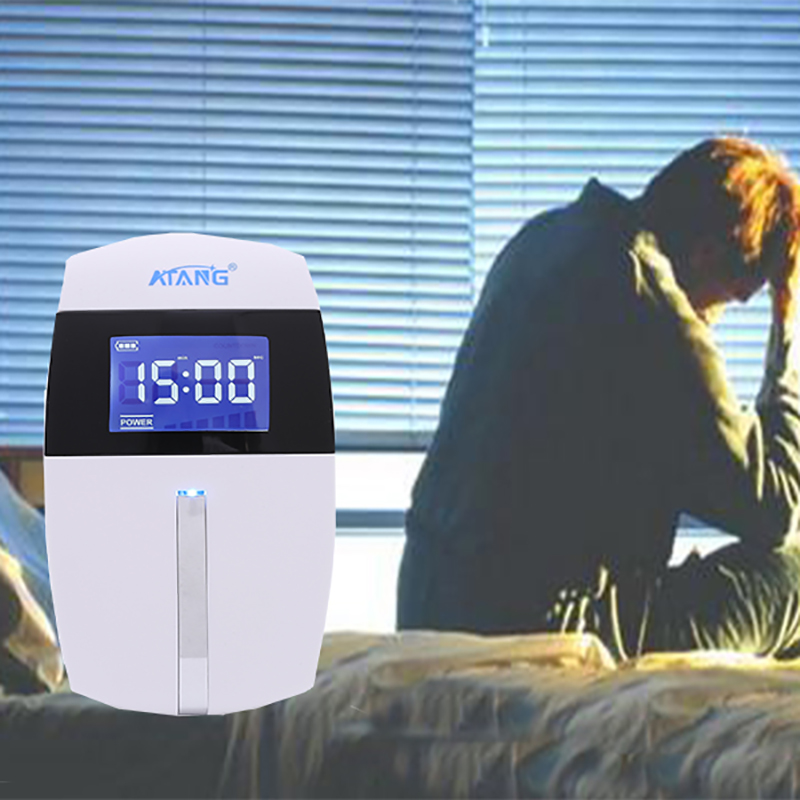Anxiety Insomnia Aid Machine Calm Mood Sleep Relaxation High Quality Brain Stimulator Pulse Medical Devices Insomnia Sleep Aids tryptophan 99% l tryptophan 100pieces bottle support relaxation promote result sleep aid support positive mood free shipping