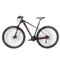 TWITTER T700 26er Super Light Carbon Fiber Complete Mountain Bike 30 Speed Oil Brake Size 15
