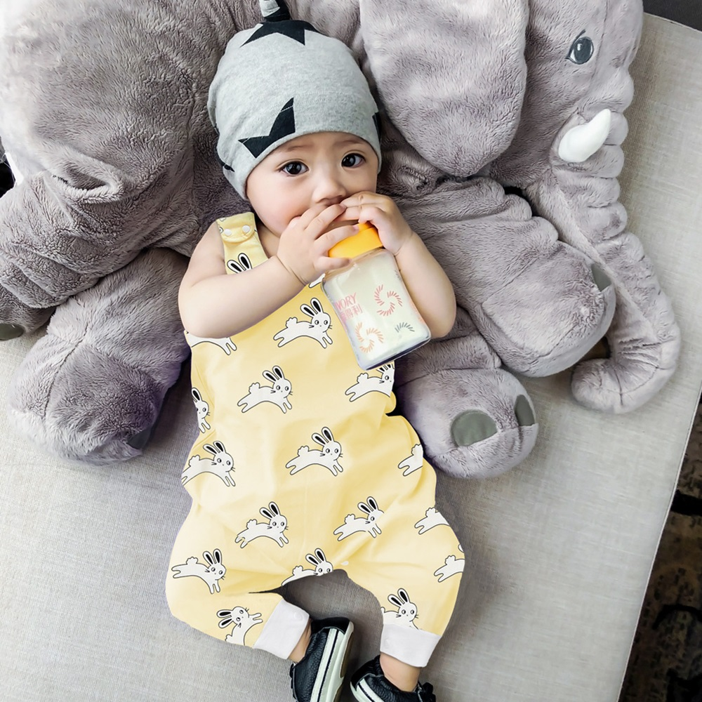 Baby sleeveless clothes