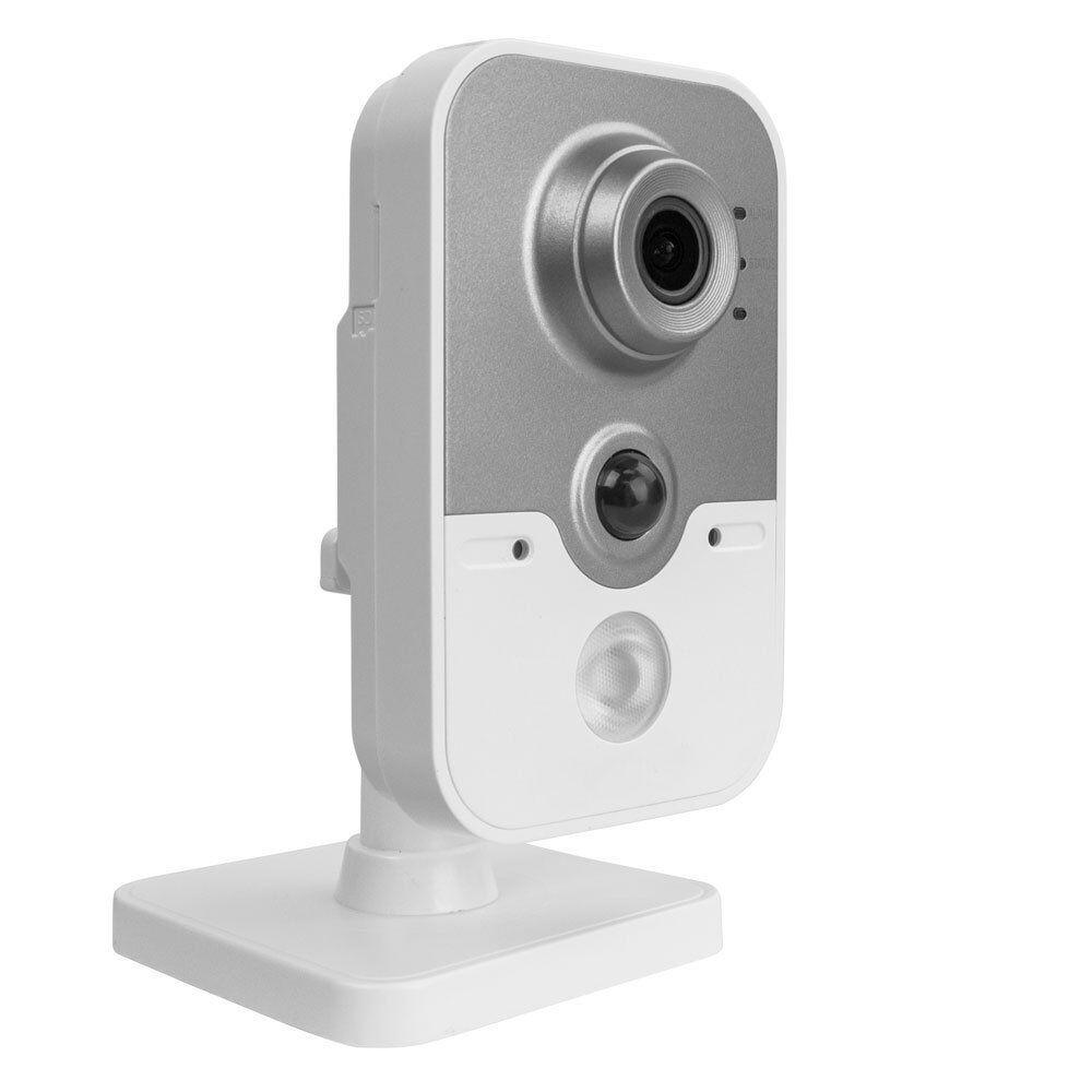 Caméra IP Anpviz DS-2CD3442F-IW 4MP POE Wifi avec caméra de vidéosurveillance de sécurité PIR Cube remplacer Hik DS-2442FWD-IW