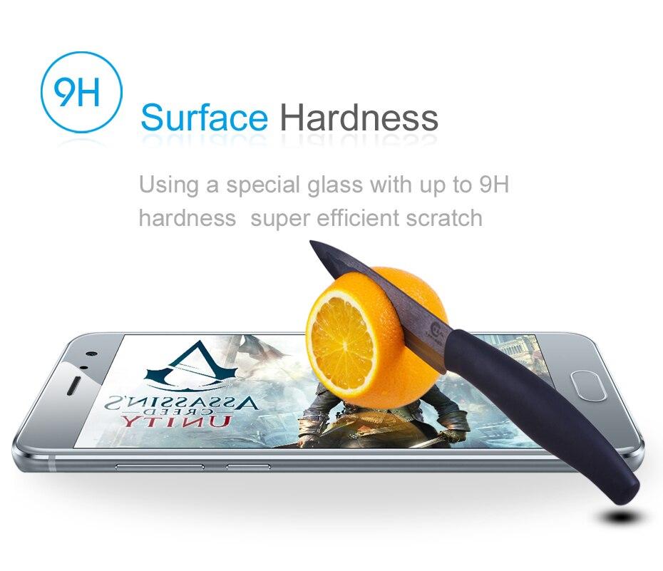 Asli ZEASAIN Penuh Penutup Pelindung Layar Kaca Tempered untuk Huawei - Aksesori dan suku cadang ponsel - Foto 6