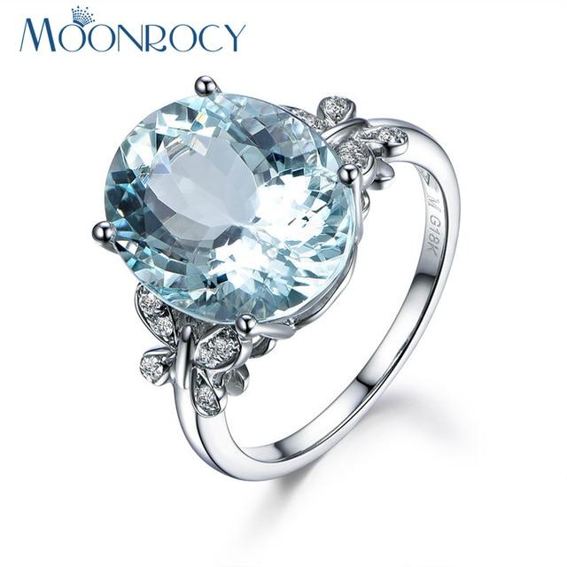 MOONROCY Monili Della Farfalla di Modo di Colore Argento Cubic Zirconia Wedding