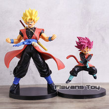 Super Heróis 7th DXF Son Goku De Dragon Ball Xeno/Homens Avatar Saiyan PVC Action Figure Bonecas Brinquedos Brinquedos Figurals(China)