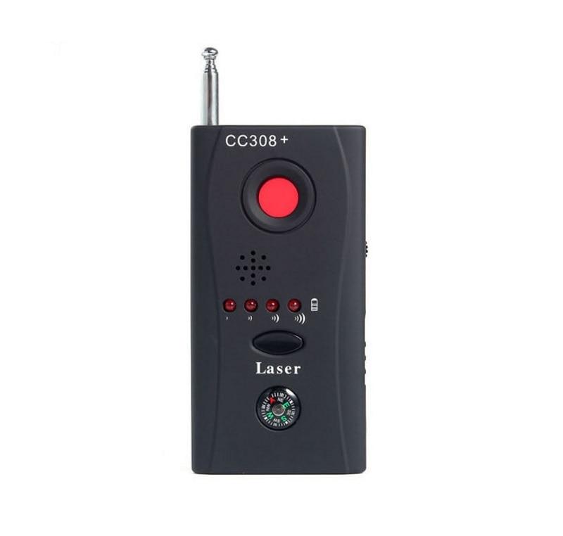 Anti-stealing & Anti-eavesdropping Wireless Signal Detector Wireless Camera Detector Anti Wiretapping Detector Alarm Anti-Theft