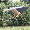 Охотничья приманка с дистанционным управлением  50-100 м  работает от 4 пальчиковых батарей  охотничьей утки