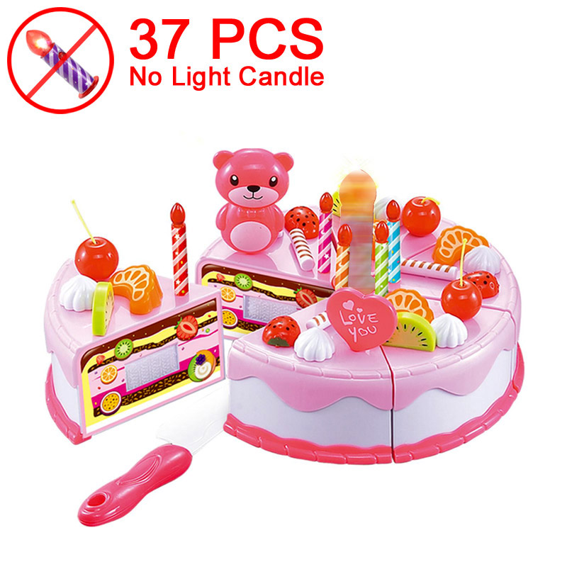 37 Pink NO Candle X