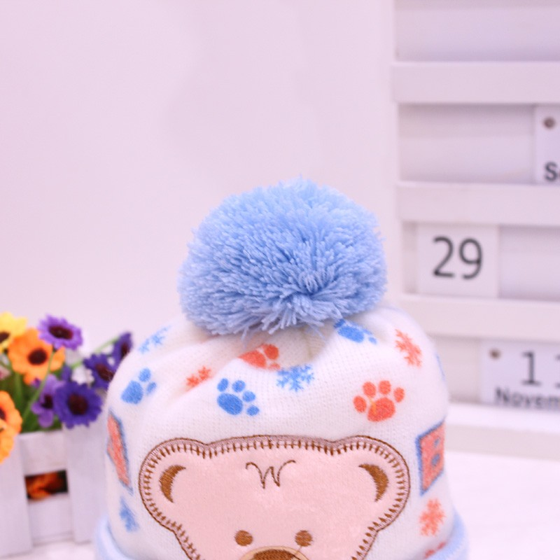 Baby Hat Kids Winter Hat Newborn Cap hot sale Super-soft Cashmere hat For Boys And Girls Baby clothing Free Shipping (6)