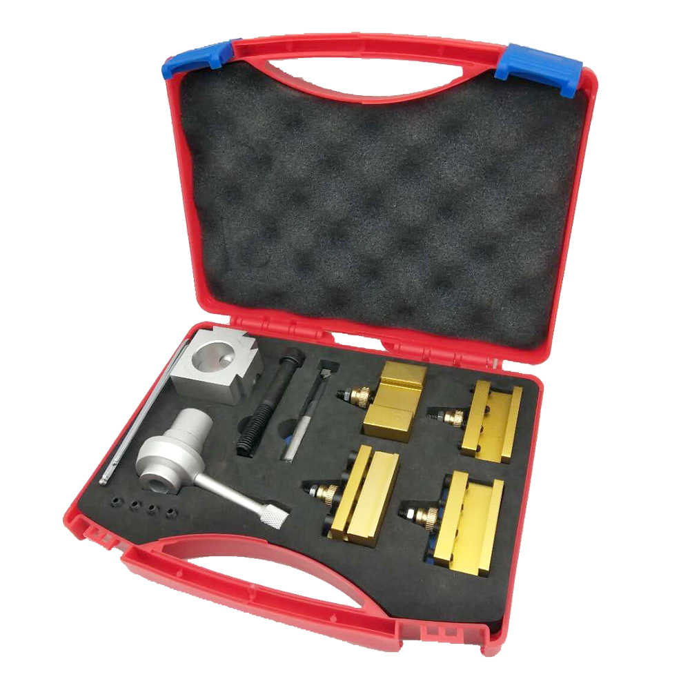 Mini CNC Draaibank Gereedschaphouder Snelwisselbeitelhouder Cutter Houder Schroef Kit Set Boring Bar Draaien Facing Houder Wrench