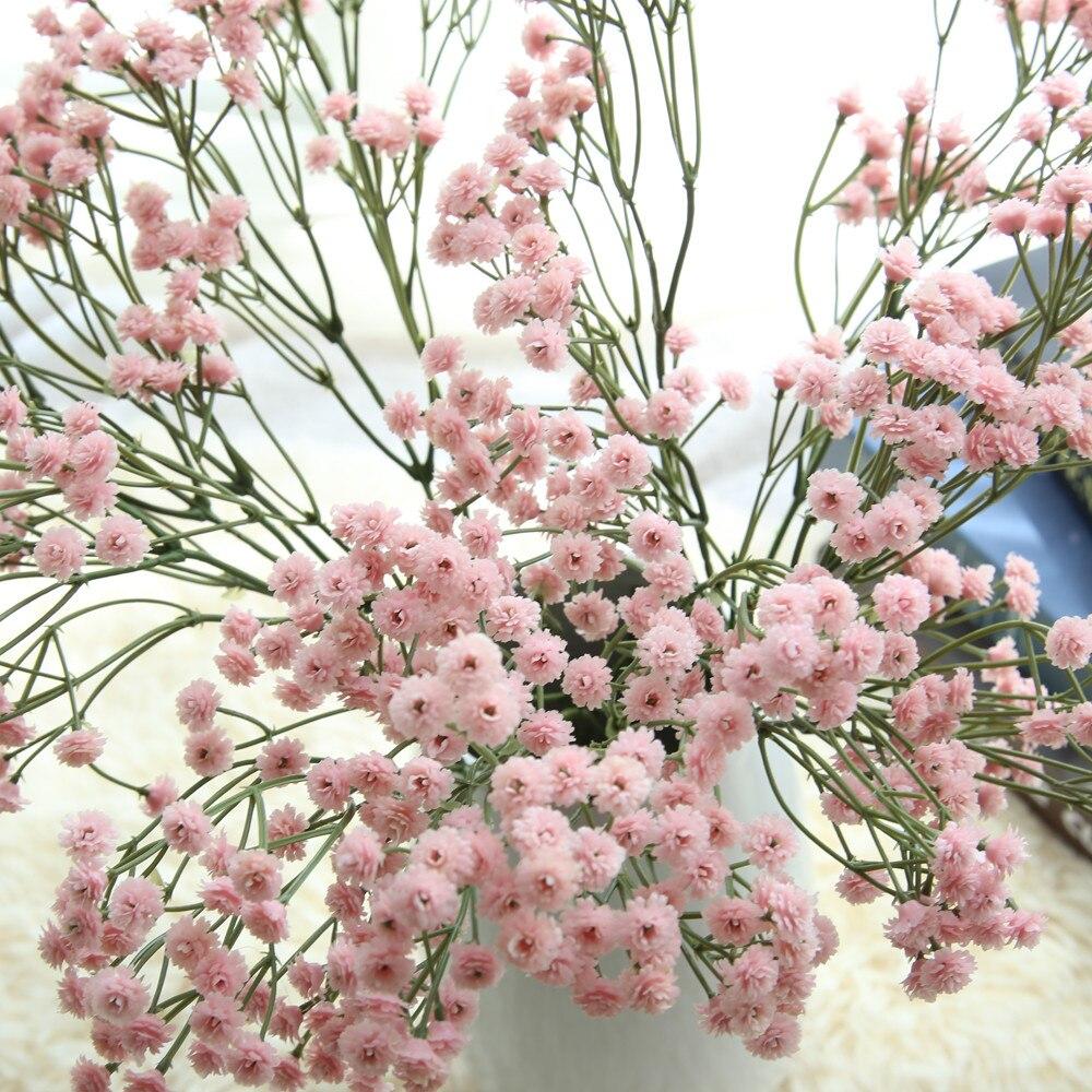 Gypsophila Paniculata Home Decoratins Artificial Silk Fake Flowers