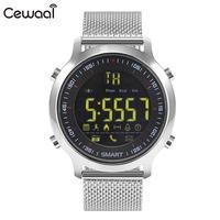Bluetooth Smart Watch Bracelet Pedometer Motion Monitoring Stopwatch