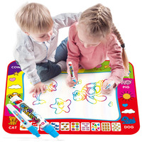 Детское волшебное стило перьевое изображение для рисования, игровой рисовальный коврик для рисования, доска для игрушек, подарок на Рождес...