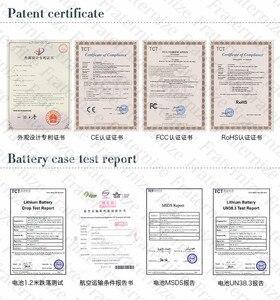 Image 5 - Batterij case Voor Xiao mi mi 9 ultra slanke Siliconen Schokbestendig Power bank Case Forxiao Mi Mi 9 global volledige batterij oplader case Cover