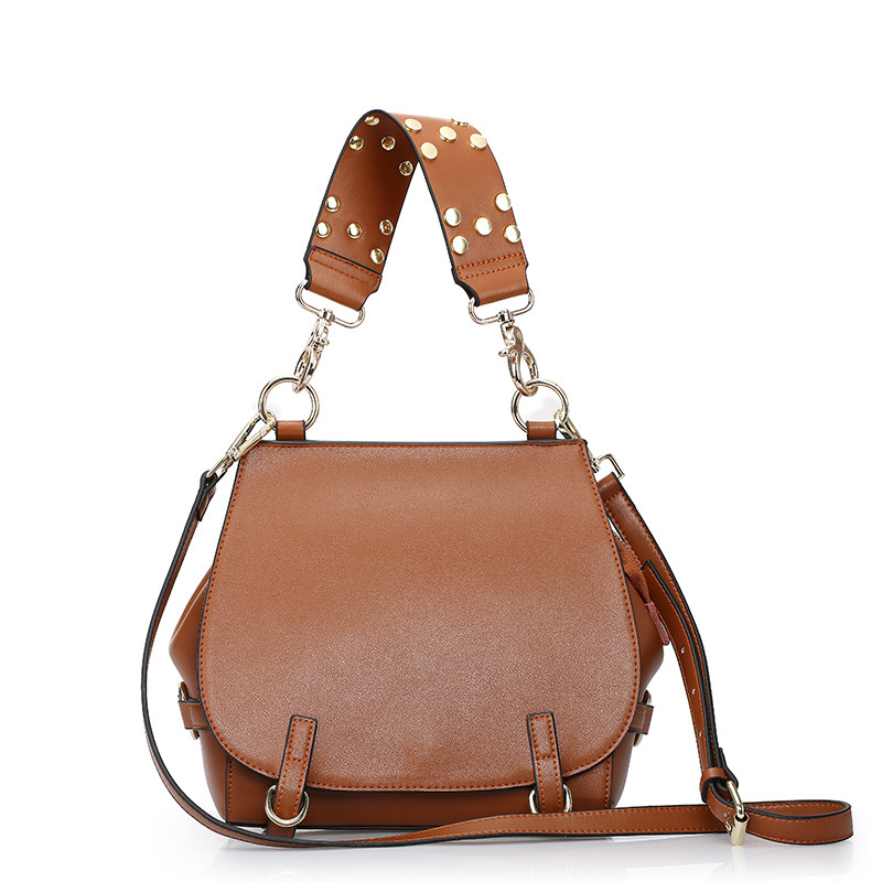 Summer new genuine leather handbags Europe and American style packages women fashion cowhide leather shoulder messenger bags europe and american style big bag new fashion atmosphere simple ladies shoulder messenger bags women genuine leather handbags
