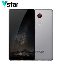 Original 6 0 inch ZTE Nubia Z11 Max Snapdragon 652 Octa Core Cell Phone 4GB 64GB