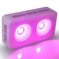 Full Spectrum Led Grow Light COB 400W Grow Leds cob led grow light for greenhouse hydroponic Indoor garden growing flowers