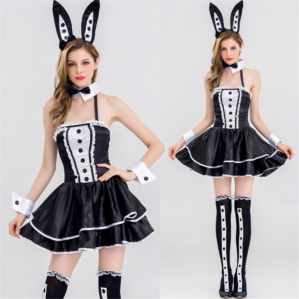 easter bunny sexy costume