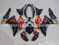 New ABS motorcycle Fairing For HONDA CBR600F 2011 2012 2013 CBR600F Injection Bodywor All sorts of color No.307