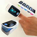 New Verstion Pulse Oximeter Blood Oxygen Saturation Monitor