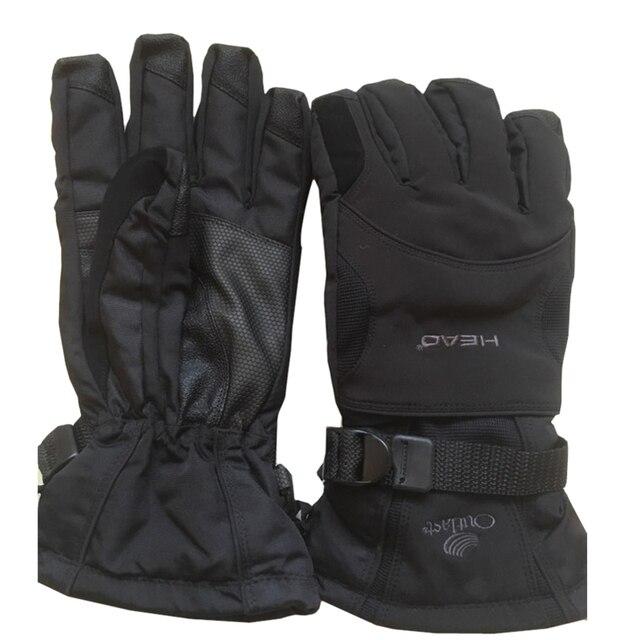 5d9f4f5ffba0 New men s ski gloves Snowboard gloves Snowmobile Motorcycle Riding winter  gloves Windproof Waterproof unisex snow gloves