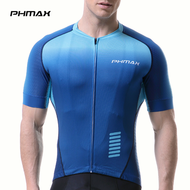 PHMAX 2018 Pro Cycling Jersey Summer Racing Bicycle Clothing Ropa Maillot  Ciclismo Mens MTB Bike Clothes Cycling Clothing Wear 4f9baa8e2