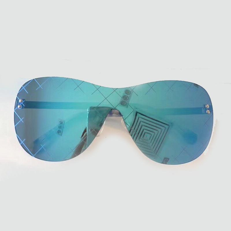 Weibliche Sonnenbrille Goggle 2018 Spiegel no4 Brillen De Neue Soleil Sunglasses no3 Uv400 Mode Beschichtung Frauen Sunglasses Linse Sunglasses No1 Sunglasses Lunette Sunglasses no2 no5 pE55vqwr