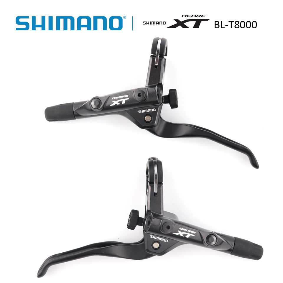 bb81050be8d SHIMANO Deore XT BL T8000 Hydraulic Disc Brake Lever I Spec II Left ...