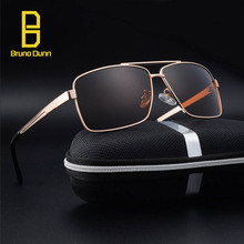 Brand Sunglasses Fashion square Polarized Men Sunglasses Male Driving Sun glasses for male Vintage Gafas De Sol mercedes lunette